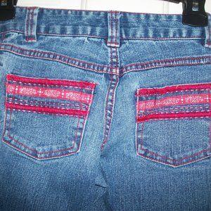 Bongo Embellished Jeans Girl Size 8